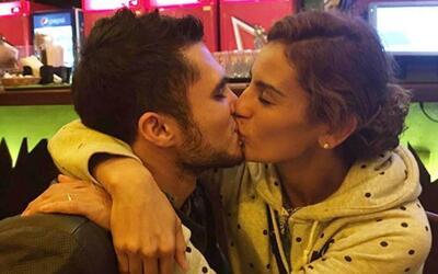 Paola Espinosa e Iván García confirmaron noviazgo
