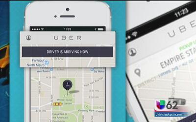 Proyecto legislativo podría regresar los servicios de Uber y Lyft a Austin