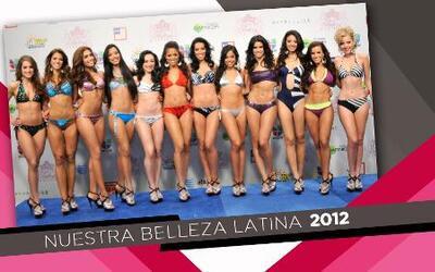 Estas fueron las 12 chicas que compitieron por la corona en la sexta tem...