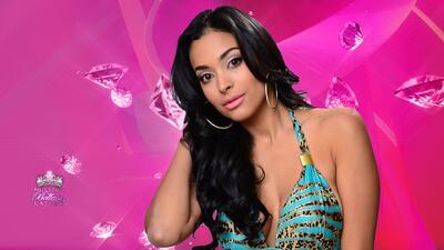 Geisha Montesdeoca finalista de Nuestra Belleza Latina 2015
