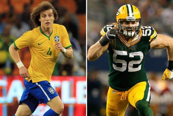 Brasil-Green Bay Packers Más allá de que sus colores sean amarillo y ver...