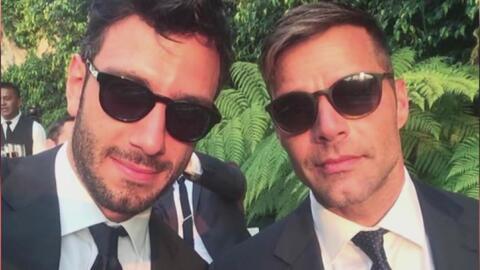 Descubre el deslumbrante nidito de amor de Ricky Martin y su novio en Lo...