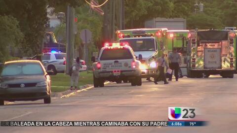 Decenas de personas fueron evacuadas debido a una fuga de amoniaco en Doral