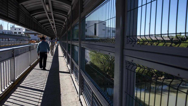 Temor en la comunidad inmigrante que cruza la frontera para trabajar
