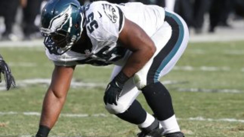 Brandon Graham podría salir de los Eagles (AP-NFL).