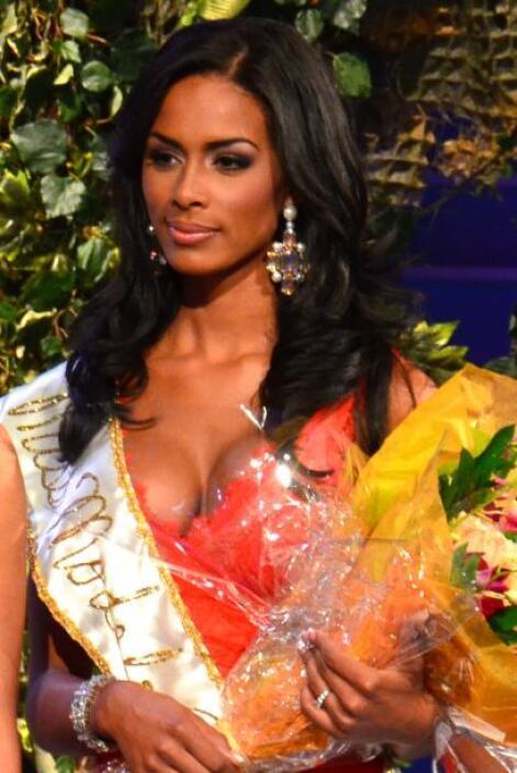 Génesis Dávila fue la ganadora, es la Miss Modelo Gigante y se quedará a...