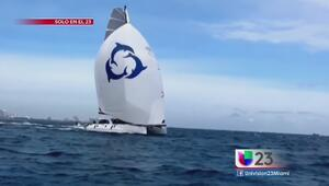 Zarpa este miércoles regata de Miami hasta La Habana