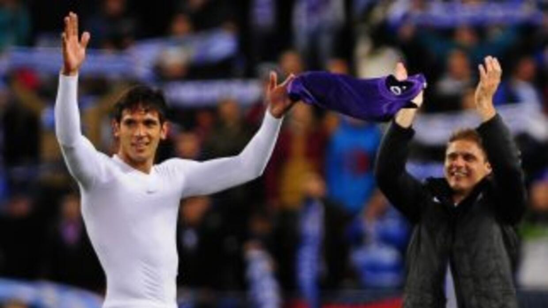 Roque Santa Cruz salvó un punto con su gol.