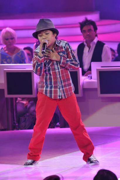 Miguel Ángel obtuvo el 10 perfecto en su actuación.
