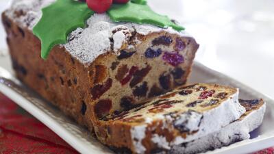 El temido fruitcake navideño