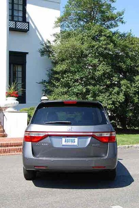 La nueva Honda Odyssey estará a la venta a fines de Septiembre 2010 y se...
