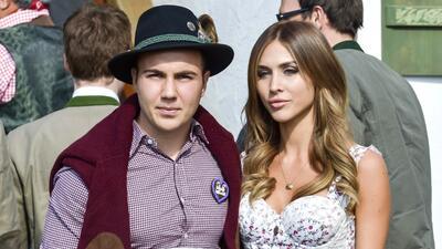 El Bayern Munich de Guardiola cumplió con la ritual visita a la Oktoberf...