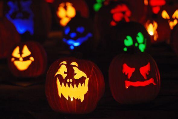 Porque Halloween es su fiesta preferida.
