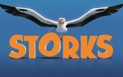 ¡Ahí vienen las 'Storks'!