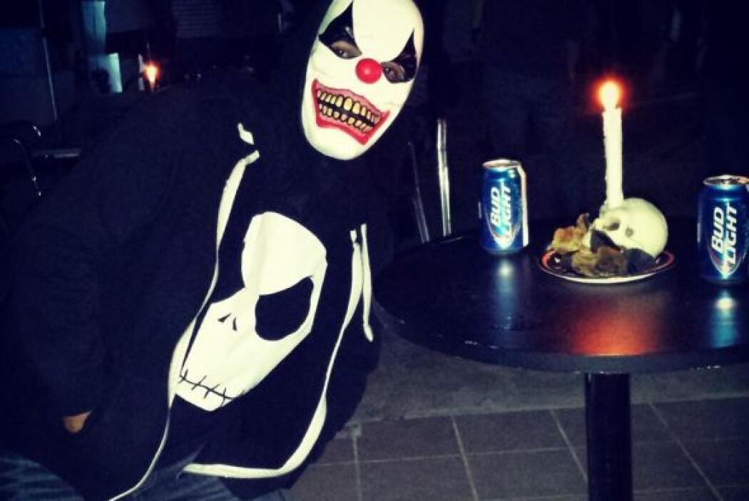 ¡Fotos de noche de brujas! Muajaja