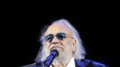 El cantante griego Demis Roussos falleció a los 68 años de edad el sábad...