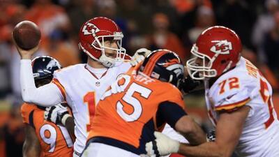 Baja sensible en la defensiva de los Broncos para la Semana 13.