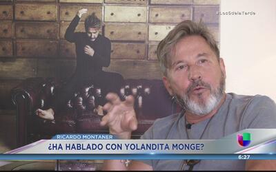 Ricardo Montaner dedica su nuevo disco a Topy Mamery