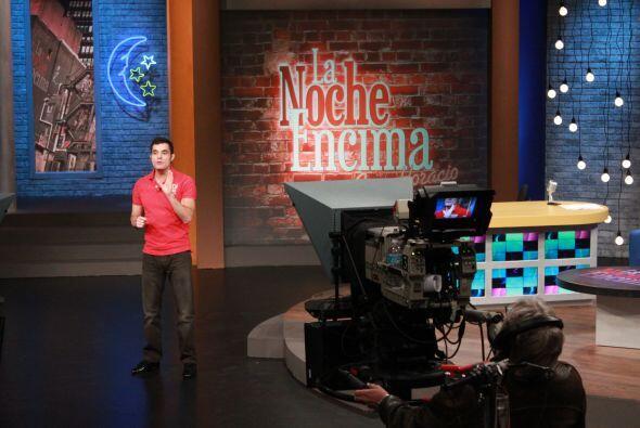 El programa tendrá contenido para adultos, habrá entrevistas, comedia y...
