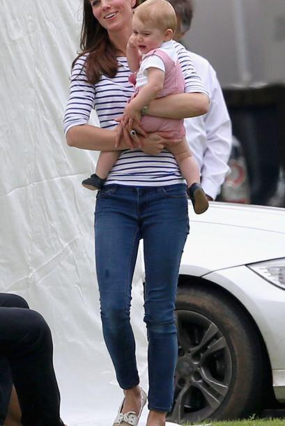 Kate Middleton podría generar acuerdos con su hijo,  por ejemplo, propon...