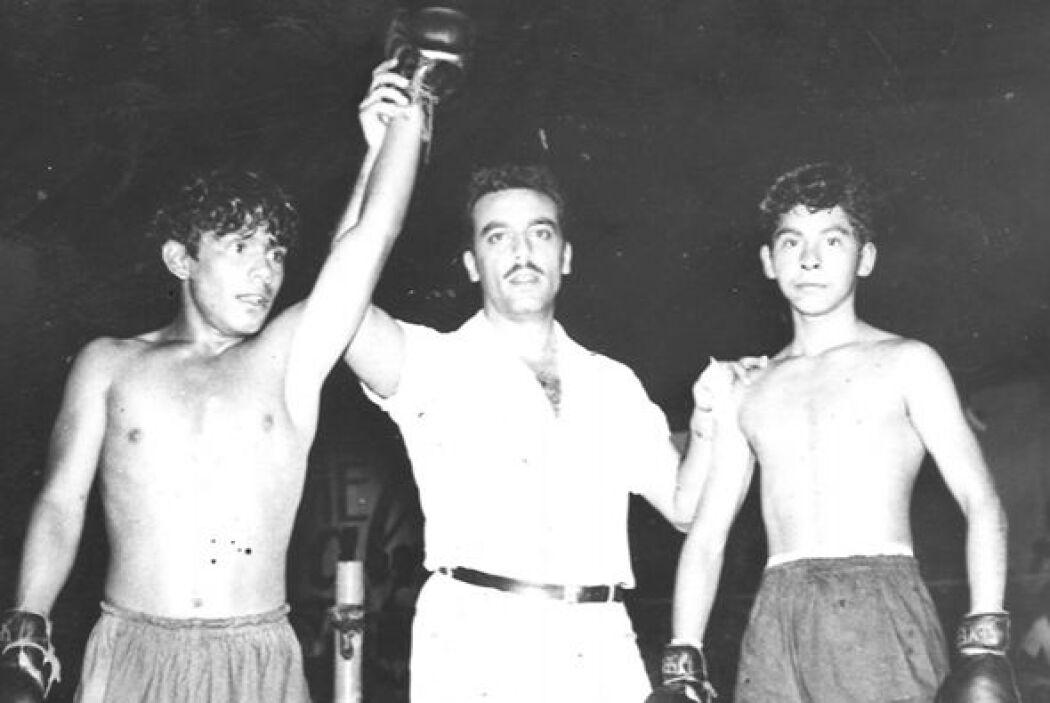 José Sulaimán nació el 30 de mayo de 1931 en Ciudad Victoria, Tamaulipas...