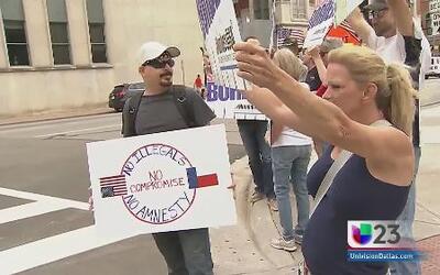No quieren a menores inmigrantes