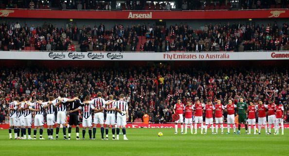Por otra parte, Arsenal recibió al West Bromwich y terminó...