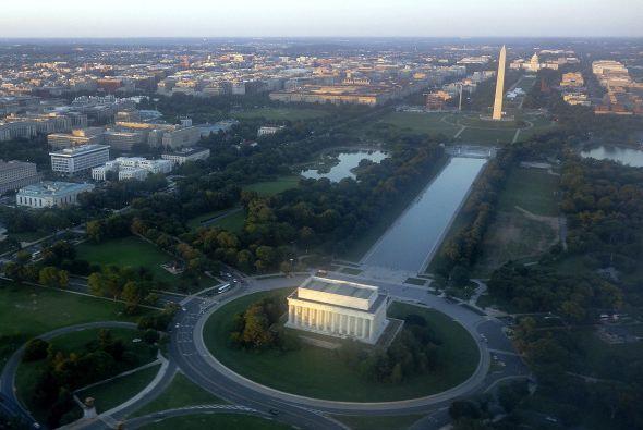 #5.Washington, DC. Número uno en atracciones, grandes espect&aacu...