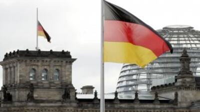 El texto de previsiones estima asimismo que el PIB alemán repuntará un 1...