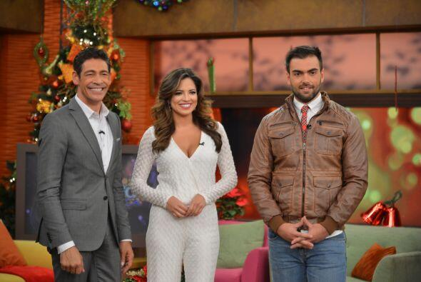 Además, Pamela Silva, Zeus Montiel y Johnny Lozada revelaron a los artis...