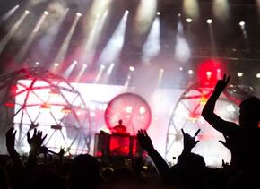Deadmau5 ilumina el Austin City Limits