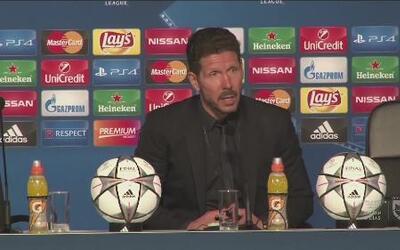 """Diego Simeone: """"Es un momento de pensar en parte mía"""""""