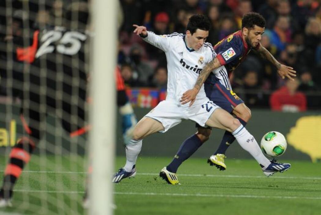 El Madrid cerró bien y nubló por completo al Barcelona.