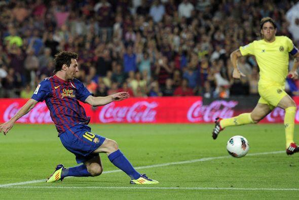 Pero uno no es ninguno, y Messi así lo vio.
