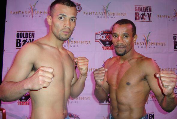 Luis Ramos y Francisco Lorenzo estarán en la pelea co estelar de 'Sólo B...