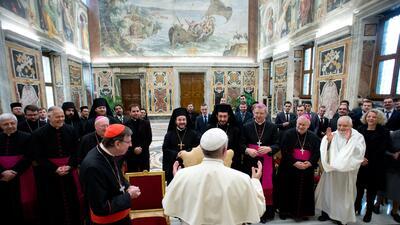Serán nombrados 19 Cardenales entre los que destacan varios latinoameric...