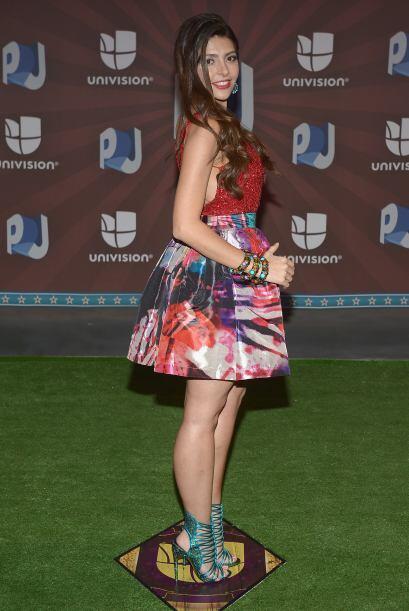 Premios Juventud 2014 Estampados