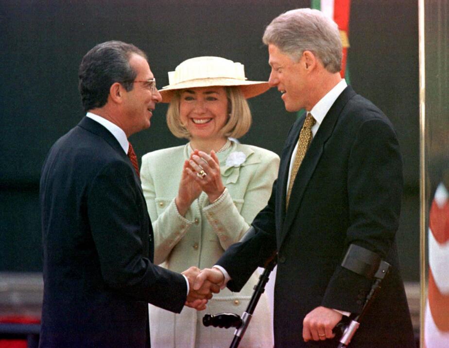 Bill Clinton México