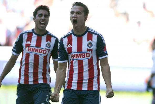 Carlos Gerardo Rodríguez: Anotador del gol que puso justicia al marcador...