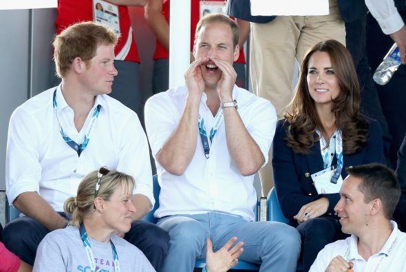 ¿Echando porras, William?