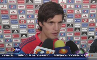 Carlos Fierro: 'El equipo no está mal'