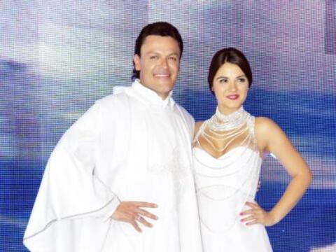 "Maite Perroni y Pedro Fernández ya tienen su ""Cachito De Cie..."