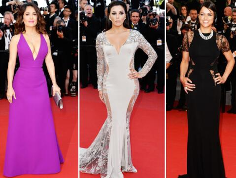 Moda latina Cannes
