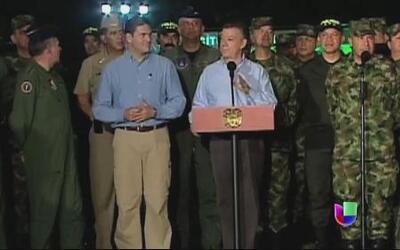 Controversia en la segunda vuelta a la presidencia de Colombia