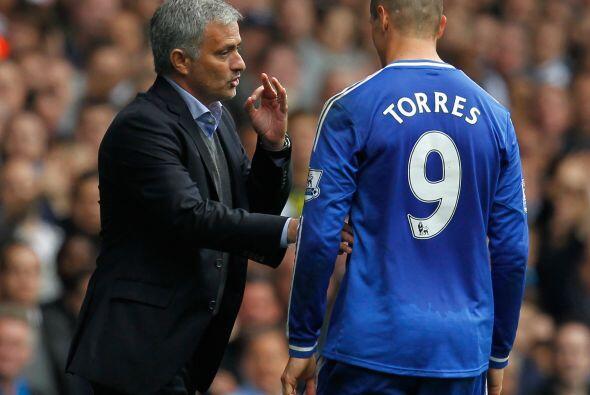 Y Mourinho le dio sus instrucciones.