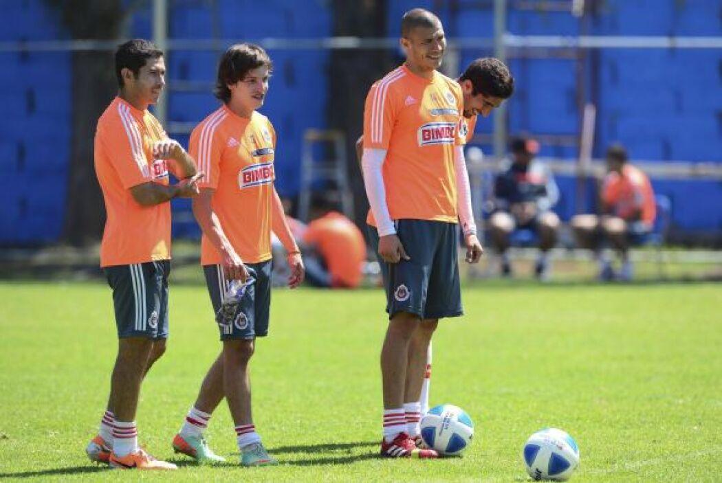 Por otra parte, luego de la eliminación de Chivas en la Copa MX, atribuy...