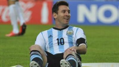 Las ganancias de Messi vuelven a ser noticia a causa de despertar sospec...