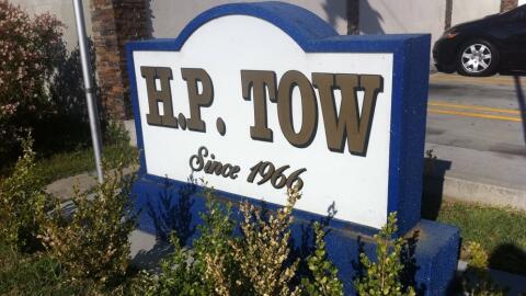Empresa de grúas en Huntington Park envuelta en un caso de sobornos.