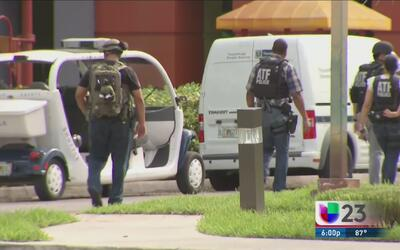 Amenaza de bomba en Nicklaus Children's Hospital