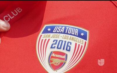 Arsenal comprometido a dar un buen espectáculo en contra de las Estrella...